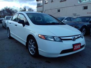 Used 2008 Honda Civic DX-G for sale in Scarborough, ON