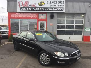 Used 2007 Buick Allure CXL LEATHER|SUNROOF|NO ACCIDENTS for sale in London, ON