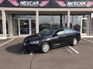 Used 2013 Volkswagen Jetta 2.0L TRENDLINE AUT0 A/C CRUISE H/SEATS 79K for sale in North York, ON