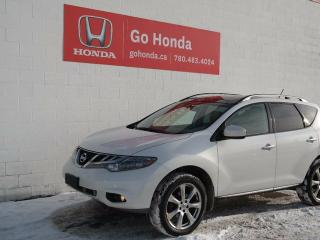 Used 2012 Nissan Murano PLATINUM, NAVI, AWD for sale in Edmonton, AB