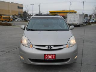 Used 2007 Toyota Sienna XLE, Leather,Sunroof, 7 pass, 3/Y warranty availab for sale in North York, ON