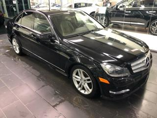 Used 2013 Mercedes-Benz C-Class BASE for sale in Edmonton, AB