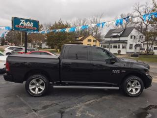 Used 2015 Dodge Ram 1500 Sport Crewcab for sale in Dunnville, ON