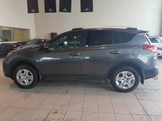 Used 2014 Toyota RAV4 LE - CD, Media Inputs + Bluetooth! for sale in Red Deer, AB