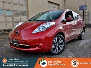 Used 2015 Nissan Leaf SV for sale in Richmond, BC