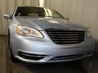Used 2013 Chrysler 200 LX for sale in Edmonton, AB