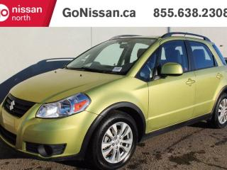 Used 2013 Suzuki SX4 JX 4dr All-wheel Drive Crossover for sale in Edmonton, AB