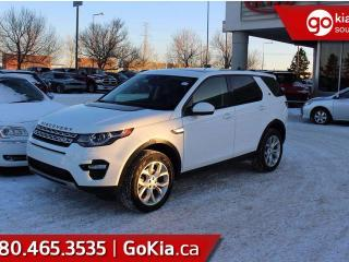 Used 2016 Land Rover Discovery Sport HSE for sale in Edmonton, AB