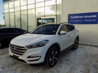 Used 2017 Hyundai Tucson SE 1.6 TURBO for sale in Edmonton, AB