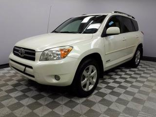 Used 2008 Toyota RAV4 LIMITED  for sale in Edmonton, AB