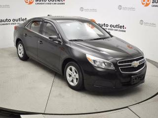 Used 2013 Chevrolet Malibu LS for sale in Edmonton, AB