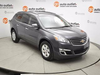Used 2013 Chevrolet Traverse 2LT All-wheel Drive for sale in Edmonton, AB