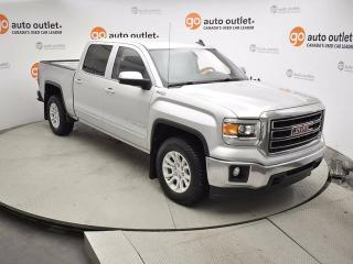 Used 2015 GMC Sierra 1500 SLE 4x4 Crew Cab 5.75 ft. box for sale in Edmonton, AB