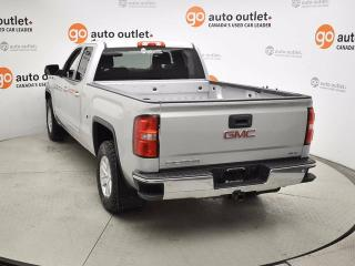 Used 2015 GMC Sierra 1500 SLE 4x4 Double Cab 6.6 ft. box for sale in Edmonton, AB