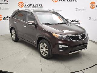 Used 2012 Kia Sorento SX V6 All-wheel Drive for sale in Edmonton, AB
