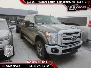 Used 2012 Ford F-350 Super Duty SRW for sale in Lethbridge, AB