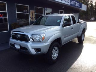 Used 2012 Toyota Tacoma Access Ca for sale in Parksville, BC