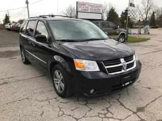 Used 2010 Dodge Grand Caravan SXT 4.0L Fully loaded for sale in Komoka, ON