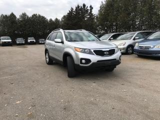 Used 2011 Kia Sorento EX w/Snrf for sale in Waterloo, ON