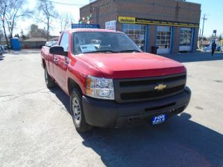 Used 2011 Chevrolet Silverado 1500 WT for sale in North York, ON
