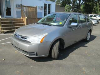 Used 2008 Ford Focus SE for sale in Scarborough, ON