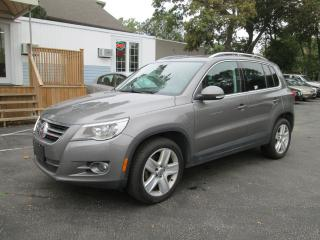 Used 2010 Volkswagen Tiguan Highline for sale in Scarborough, ON