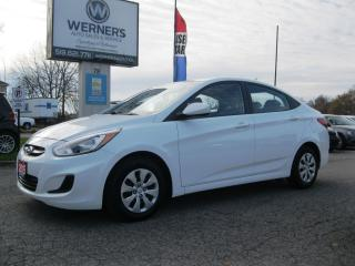 Used 2015 Hyundai Accent SEDAN for sale in Cambridge, ON