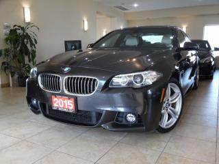 Used 2015 BMW 5 Series 535i xDrive M Sport PKG for sale in Toronto, ON