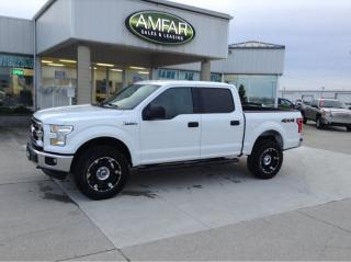 Used 2015 Ford F-150 LIFTED / 4X4 / 4 DR / NO PAYMENTS FOR 6 MONTHS !! for sale in Tilbury, ON