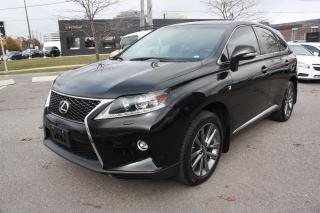Used 2015 Lexus RX 350 F Sport for sale in North York, ON