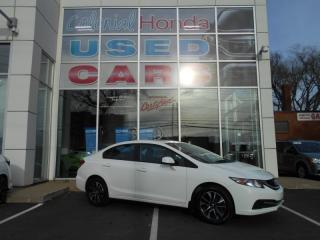 Used 2013 Honda Civic EX Sunroof and Alloy wheels for sale in Halifax, NS
