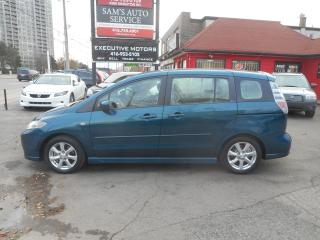 Used 2006 Mazda MAZDA5 GS LOW KM SUPER CLEAN for sale in Scarborough, ON