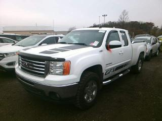 Used 2011 GMC Sierra 1500 GFX / 4X4 / 4 DR / NO PAYMENTS FOR 6 MONTHS !!! for sale in Tilbury, ON