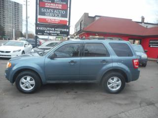 Used 2010 Ford Escape XLT with Leather for sale in Scarborough, ON