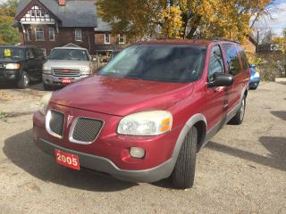 Used 2005 Pontiac Montana SV6 EXTENDED for sale in Scarborough, ON