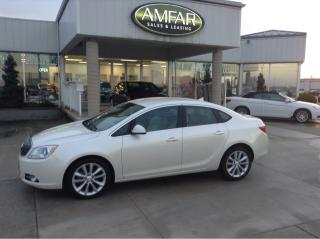 Used 2014 Buick Verano NO PAYMENTS FOR 6 MONTHS !!! for sale in Tilbury, ON
