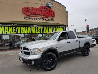 Used 2017 RAM 1500 Outdoorsman HEMI R-CAM BLK WHEELS RMOTE START 3.92 for sale in Scarborough, ON