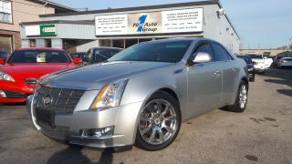 Used 2008 Cadillac CTS 4WD w/NAV for sale in Etobicoke, ON