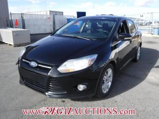 Used 2012 Ford FOCUS SEL 4D SEDAN 2.0L for sale in Calgary, AB