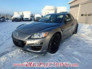 Used 2009 Mazda RX-8 GT 4D COUPE 1.3L for sale in Calgary, AB