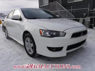 Used 2009 Mitsubishi LANCER GT 4D SEDAN for sale in Calgary, AB