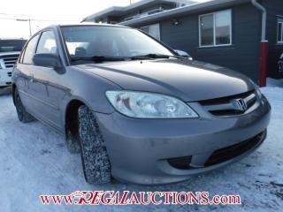 Used 2004 Honda Civic SI 4D Sedan for sale in Calgary, AB
