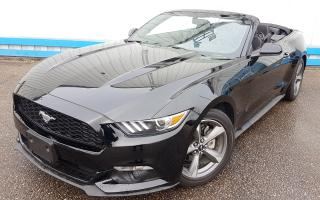 Used 2017 Ford Mustang V6 CONVERTIBLE for sale in Kitchener, ON