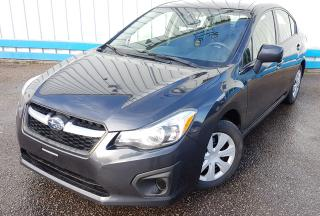 Used 2014 Subaru Impreza 2.0i AWD *BLUETOOTH* for sale in Kitchener, ON