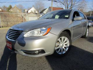 Used 2013 Chrysler 200 Touring for sale in St Catharines, ON