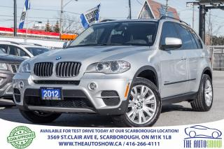 Used 2012 BMW X5 35i PanoRoof NAVI 360Camera for sale in Caledon, ON