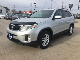 Used 2014 Kia SORENTO LX * BLUETOOTH * SATELLITE RADIO SYSTEM * LOW KM for sale in London, ON