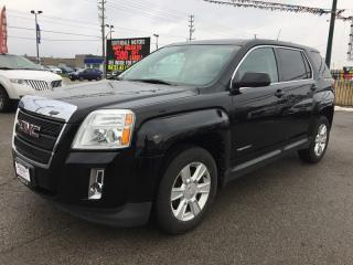 Used 2011 GMC TERRAIN SLE-1 * AWD * 1 OWNER * REAR CAM * SATELLITE RADIO SYSTEM for sale in London, ON