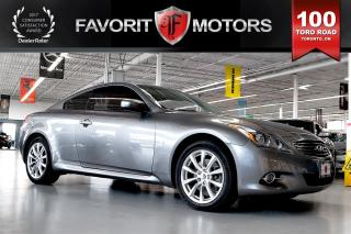 Used 2011 Infiniti G37 X Premium Coupe AWD | NAV | BACK CAM | HEATED SEATS for sale in North York, ON