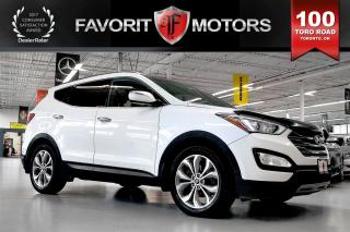 Used 2014 Hyundai Santa Fe Sport 2.0T Limited AWD | LTHR | BACK CAM | HEATED SEATS for sale in North York, ON